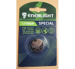 Батарейка Enerlight CR 1632.3v